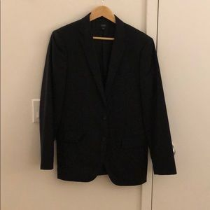 Men's J Crew navy blue blazer barely worn